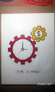 Kartina-time-is-money