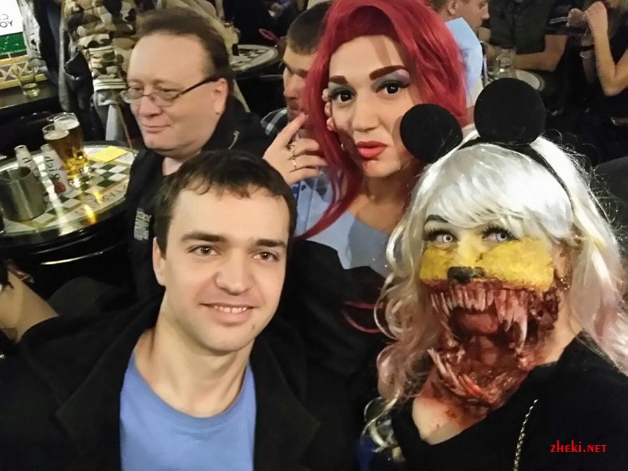 Pub-Halloween